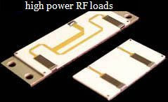 High Power RF Loads